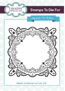 Creative Expressions UMS696 Stamp