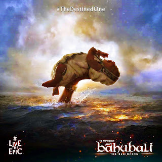 First Look Of Baahubali reveals by Karan Johar
