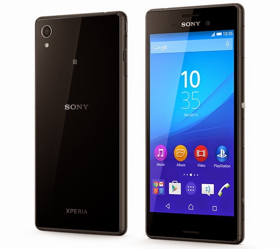 Gambar Sony Xperia M4 Aqua