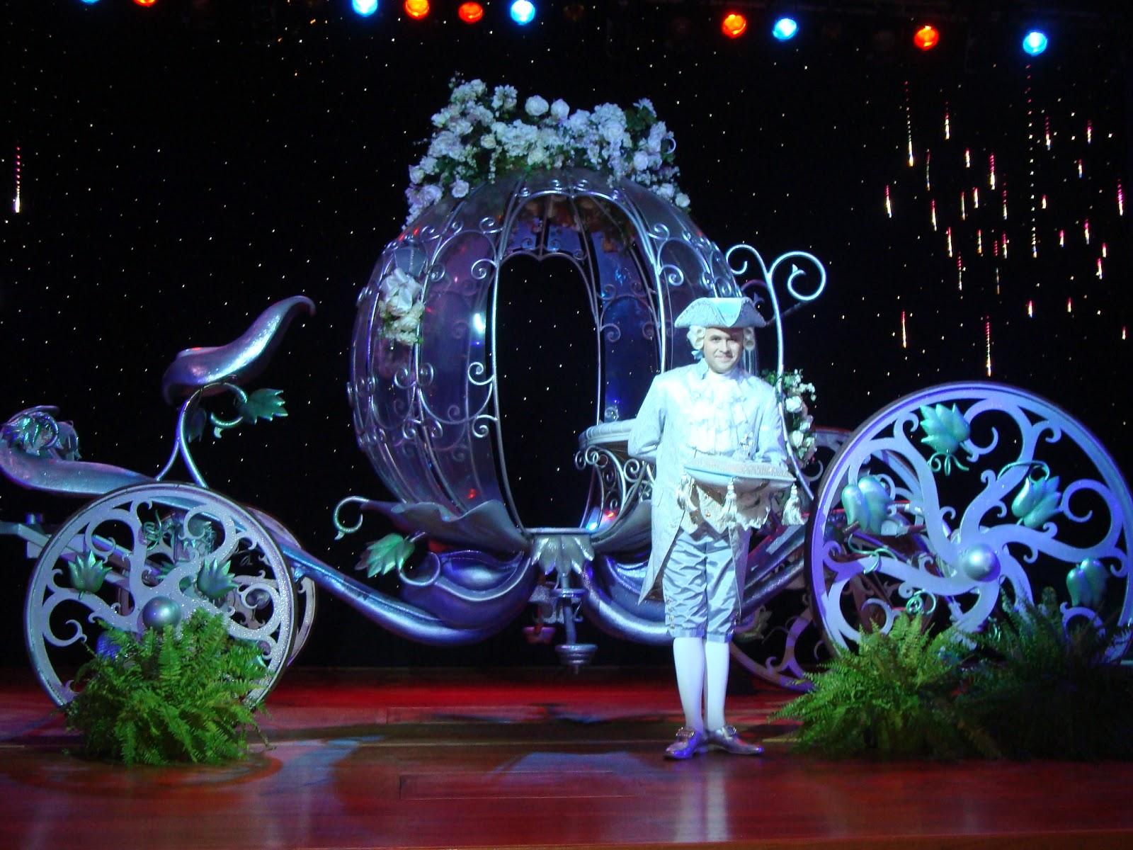 So Disney Wedding Cinderellas Carriage