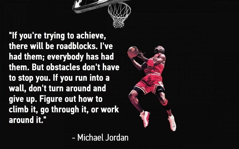 Michael Jordan Qoute