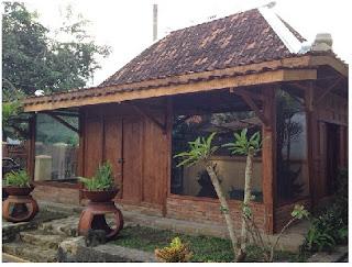 Jual Rumah Joglo Dan Limasan Jawa Kuno murah