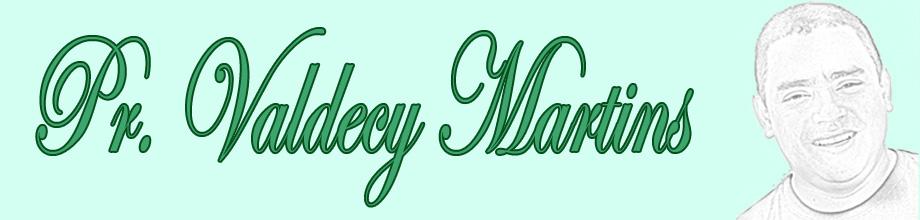 Pr. Valdecy Martins