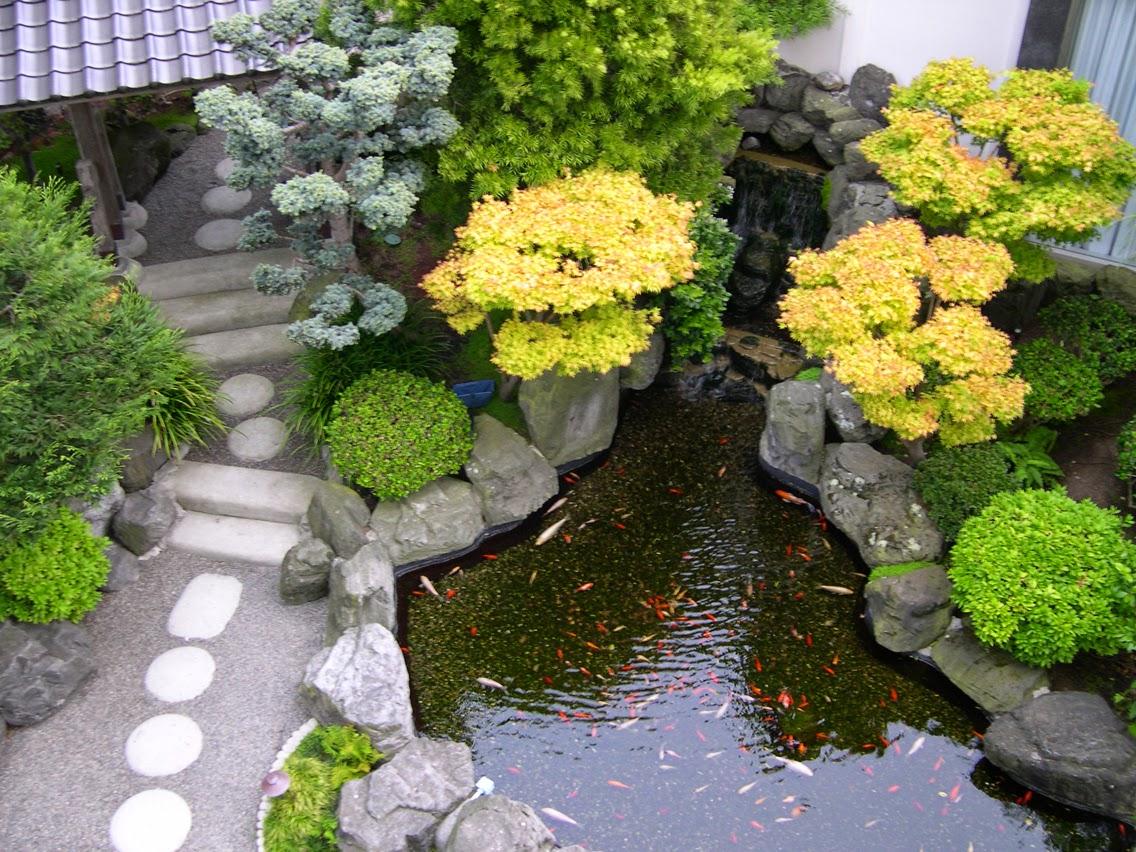 Decoracion de Jardines Exteriores, parte 1