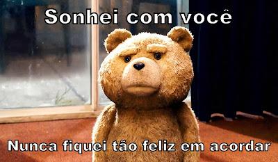 Filme TED ursinho maconheiro