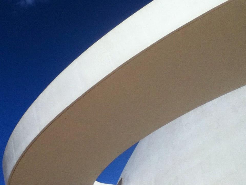 Museu Nacional, Brasilia, Brazil
