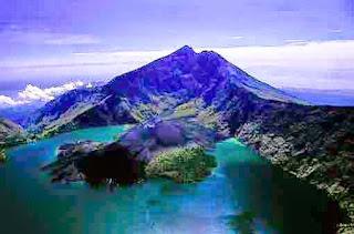 Puncak Trikora, di Papua