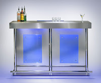PORTABLE BAR/ KITCHEN SET