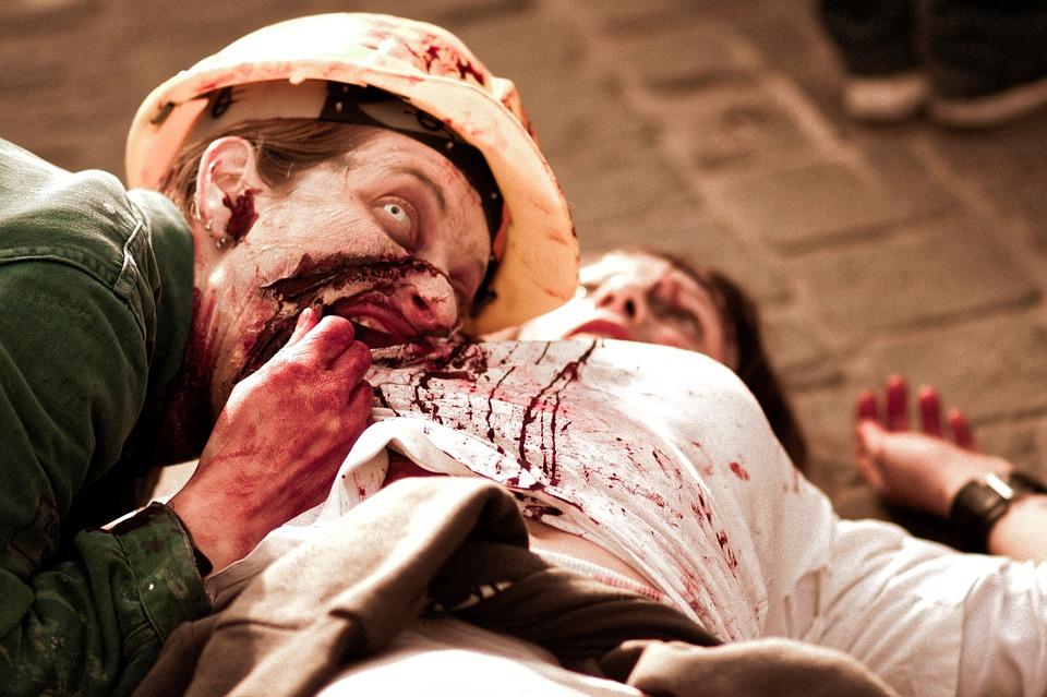 Relatos del apocalipsis zombie