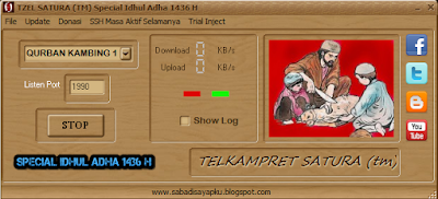 Download Inject TZEL SATURA (TM) Special Idhul Adha 1436 H