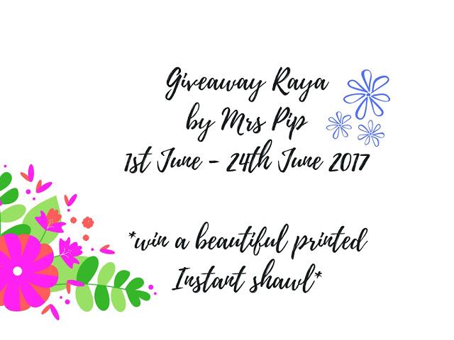 GA Raya by Mrs Pip