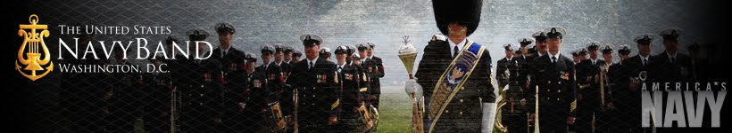 U.S. Navy Band Blog