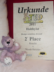 2. Platz beim TED worldwide 2011