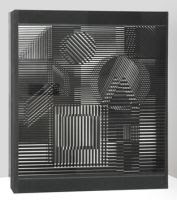 VASARELY - 1973 - op art