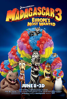 DOWNLOAD FILM : Madagascar 3: Europe's Most Wanted + Subtitle Indonesia