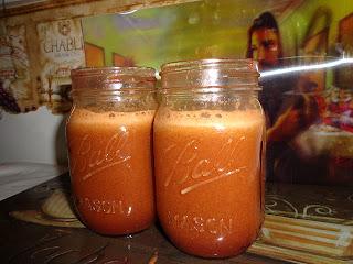 earthly tones detox elixir juice