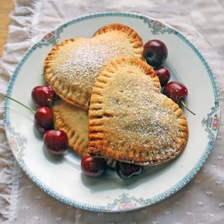 Recetas de Dulces, Tartaletas de Cerezas para San Valentin