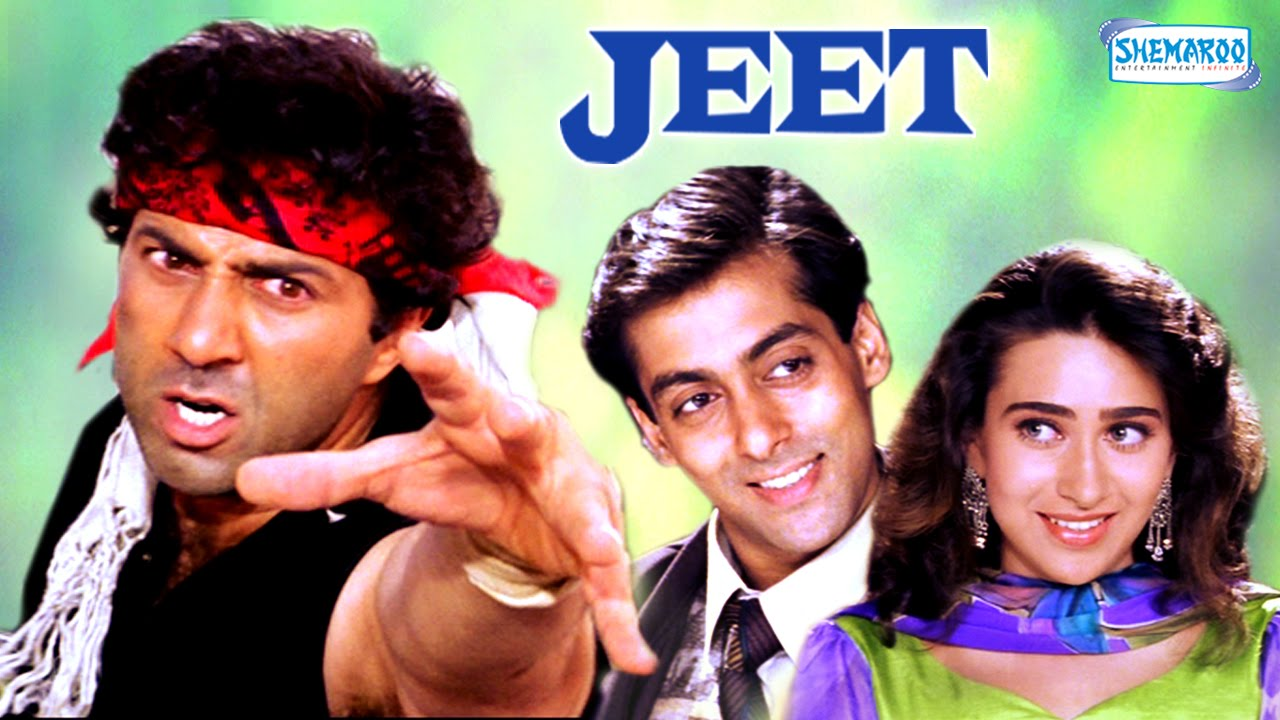 Image result for करण, जीत (1996)