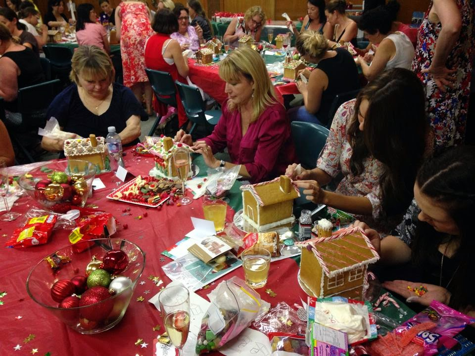 Gingerbread House Night at Oatley Anglican Church