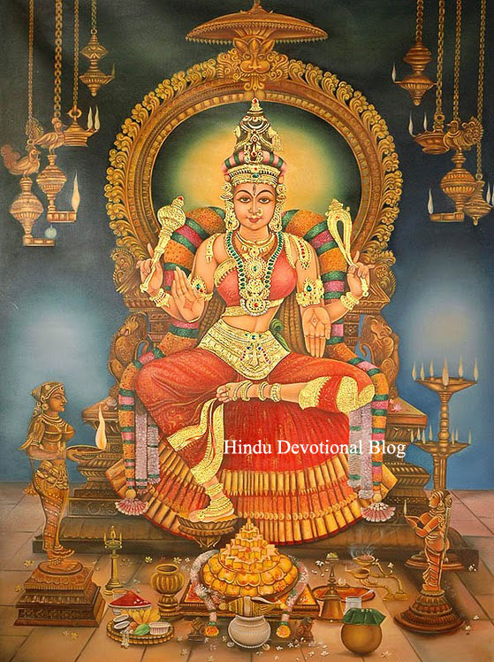 Best Maa Bhuvaneswari Devi HD Wallpapers for Free Download