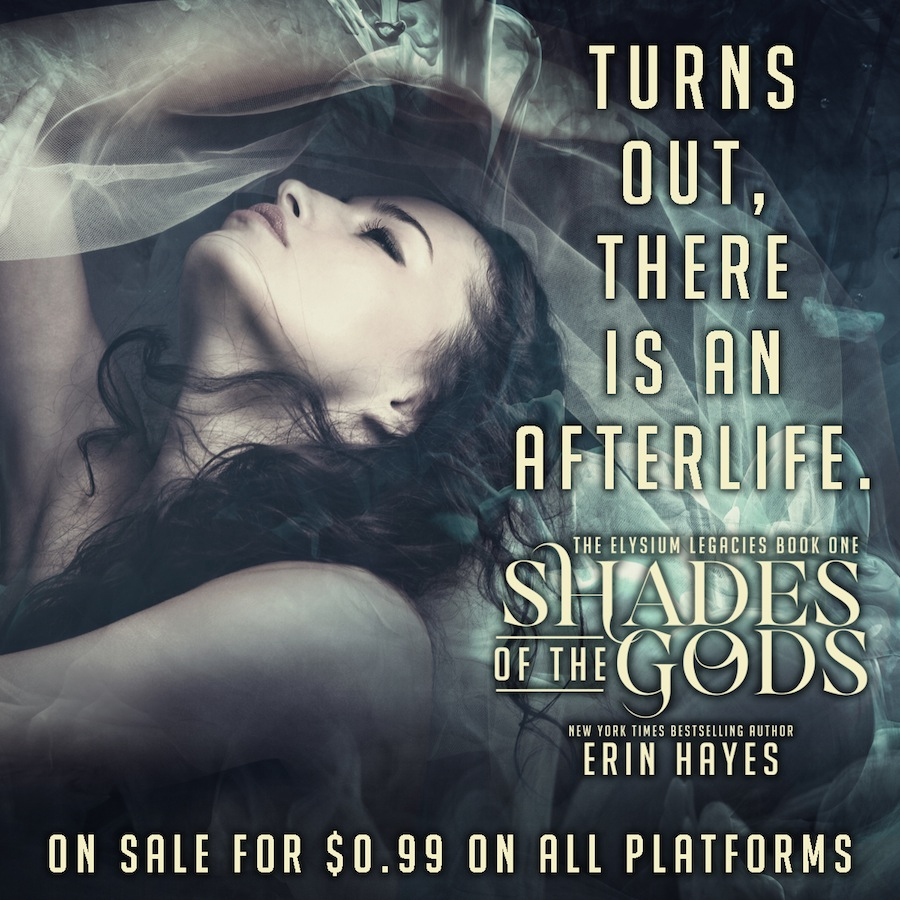 Shades of The Gods Release Blitz