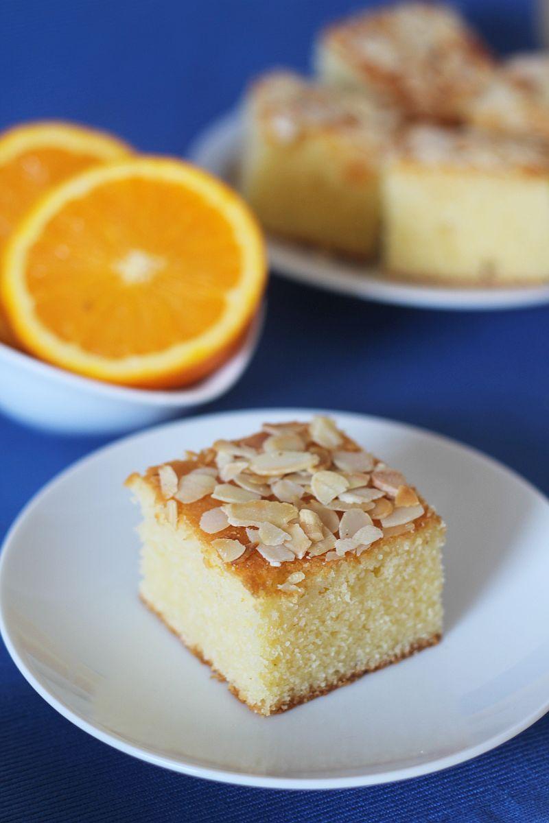 Ciasto z kaszy manny i mascarpone