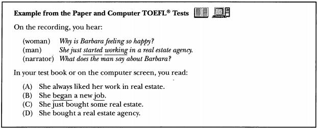 Tips Menjawab Soal Toefl Listening Skill 2 Pusat Toefl