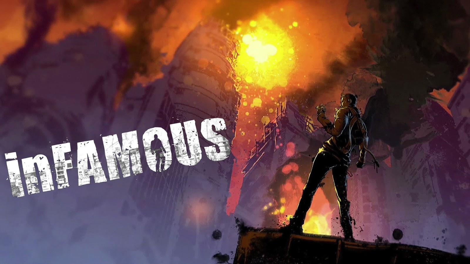 Infamous HD & Widescreen Wallpaper 0.0942970621129602