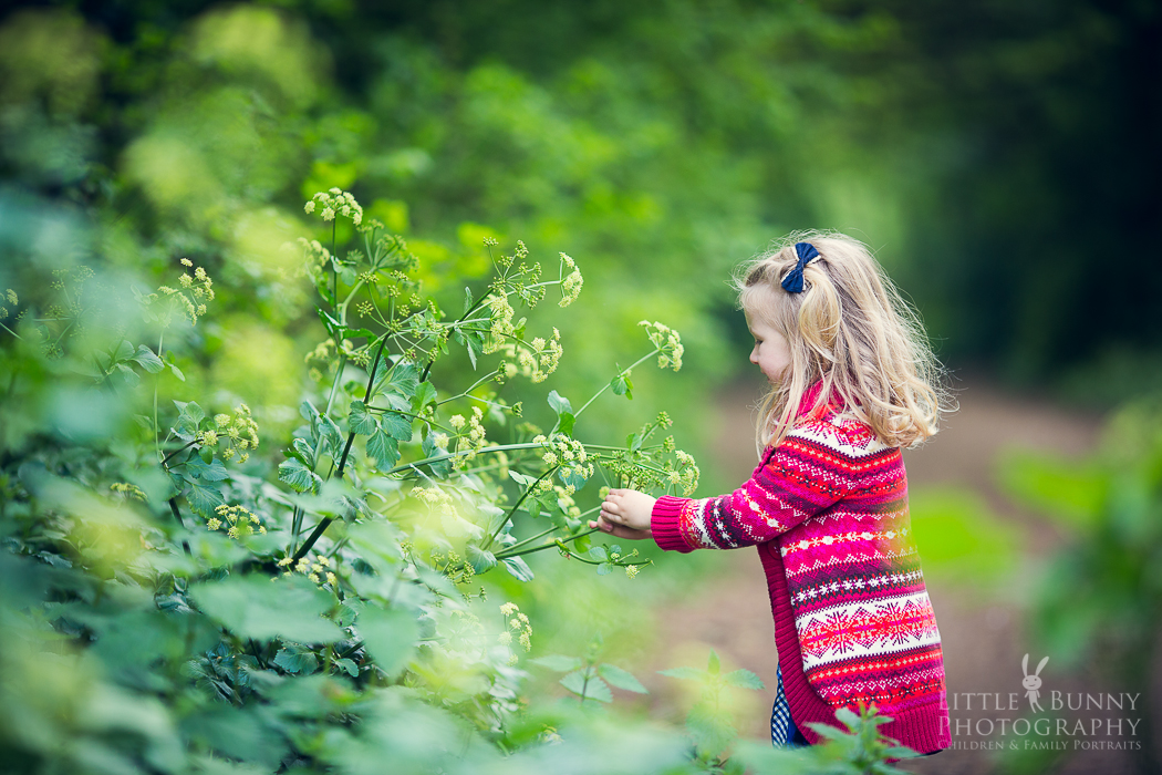London portrait photographer Little Bunny Photography