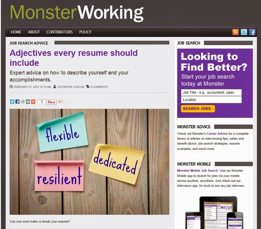 resume of ciso indiana     Jobmonster Job Board WordPress theme