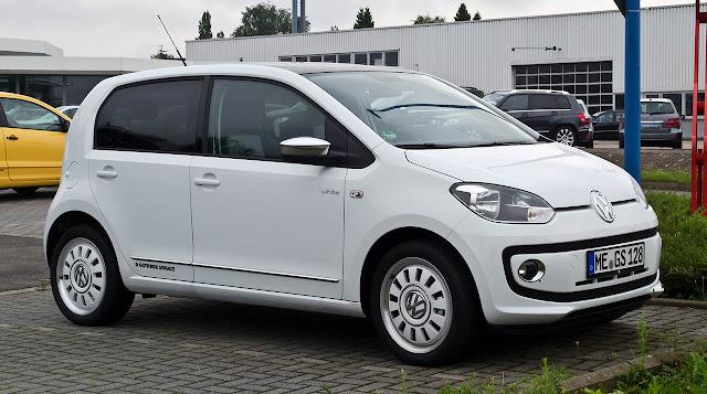 VW White-Up! 2014