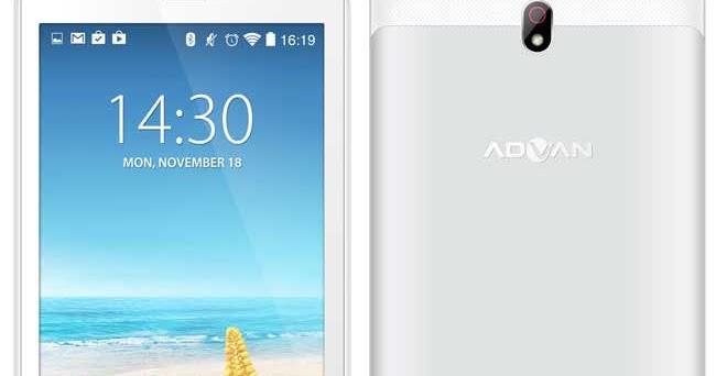 Harga Advan Vandroid X7 Terbaru Dan Spesifikasi Tablet PC Sejutaan Gahar
