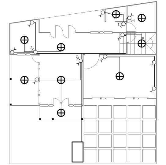Mengenal gambar teknik listrik yansteknik diagram phb lengkap dengan keterangan mengenai ukuran dan besaran nominal komponennya b keterangan mengenai jenis dan besar beban yang terpasang dan ccuart Gallery