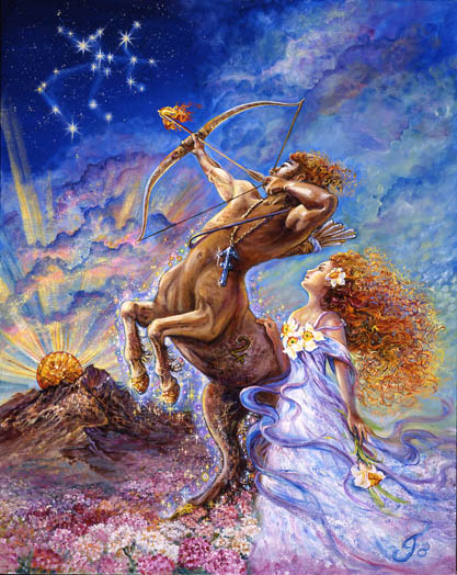 New Moon In Sagittarius ~ November 29