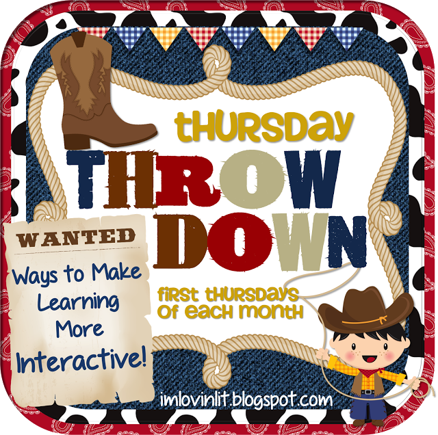 http://imlovinlit.blogspot.com/2014/04/thursday-throw-down-informational-text.html