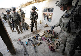 Troops out of Afghanistan..