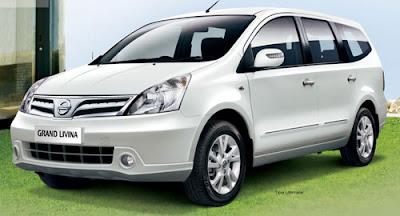 2011 Nissan Livina Facelift harga