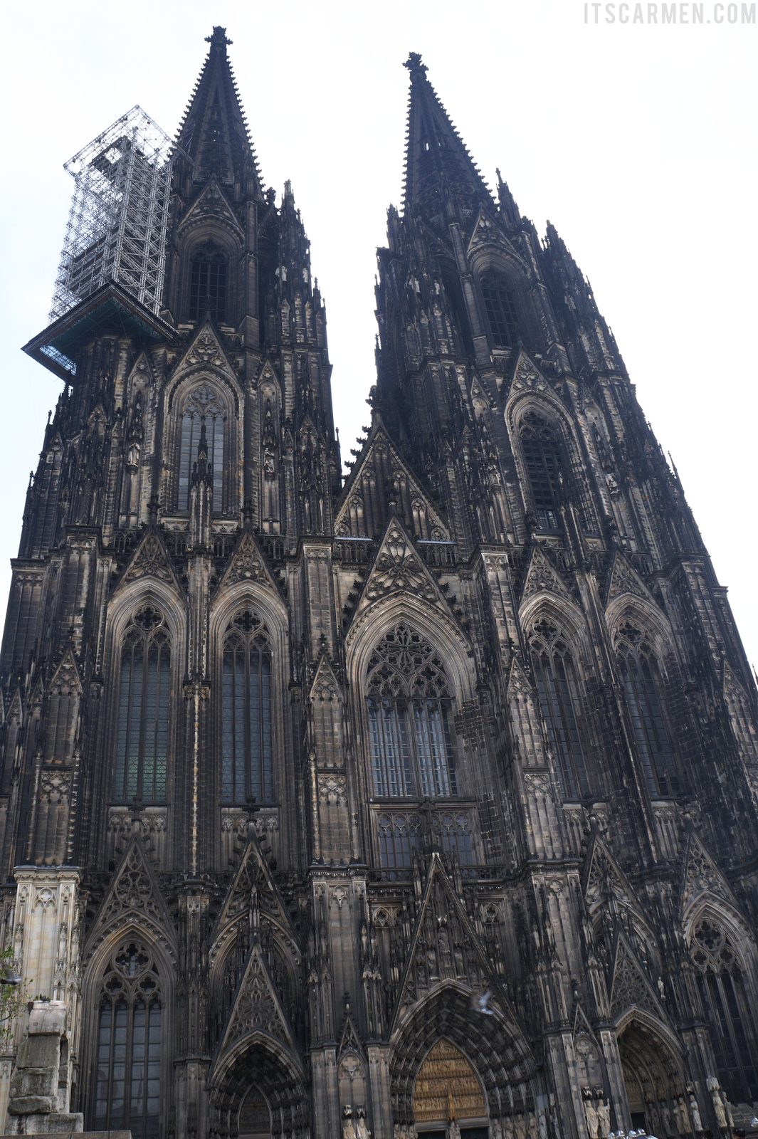 Welcome to the Cologne Cathedral in Germany / Carmen ...