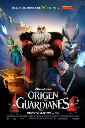 El Origen De Los Guardianes | 3gp/Mp4/DVDRip Latino HD Mega