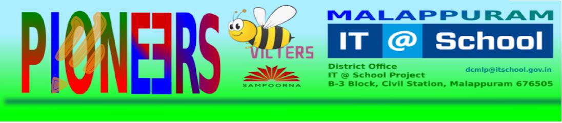 Pioneers IT@School,Malappuram