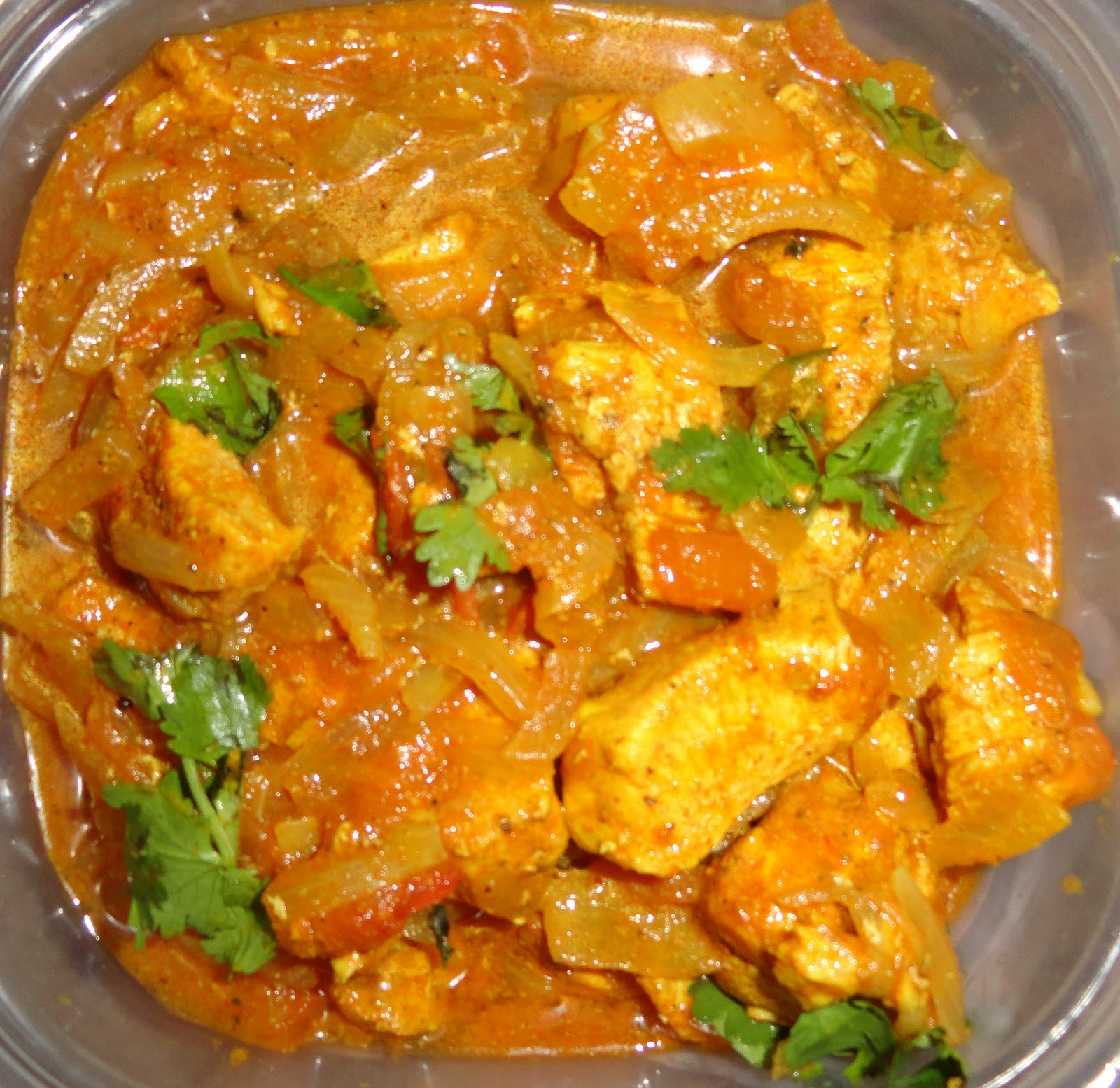 My Hobbies::: Indian Chicken Curry