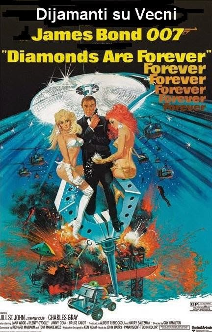 James Bond 007 Dijamanti+su+Vecni+-+James+Bond