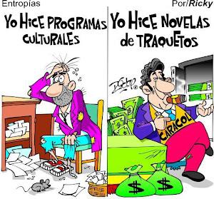 YO HICE PROGRAMAS CULTURALES...