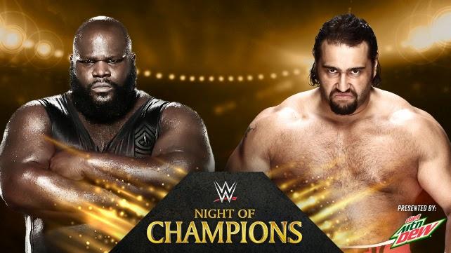 WWE Night OF Champions 2014 WWE+Night+Of+Champions+2014+-+Mark+Henry+VS+Rusev