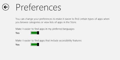 Mencari Aplikasi dari Windows Store di Windows 8