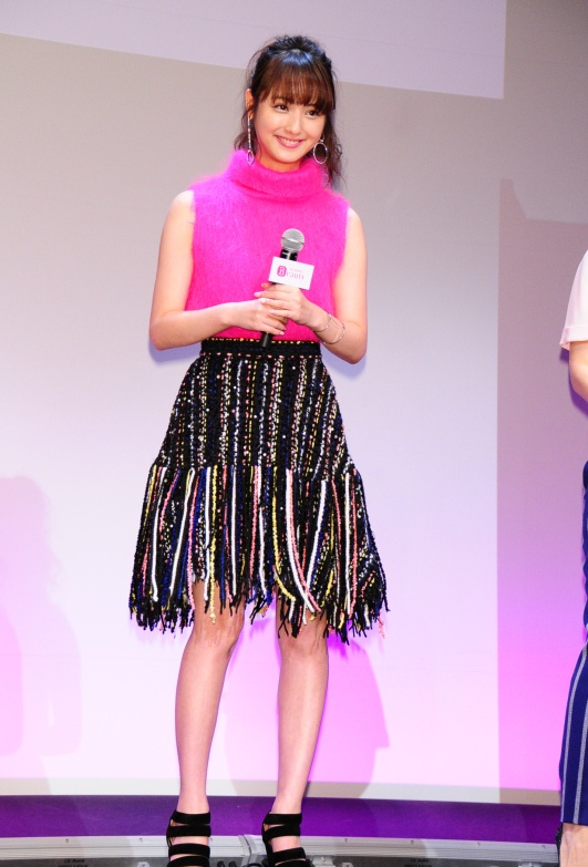 佐々木希 Nozomi Sasaki Hot Pepper Beauty Photos