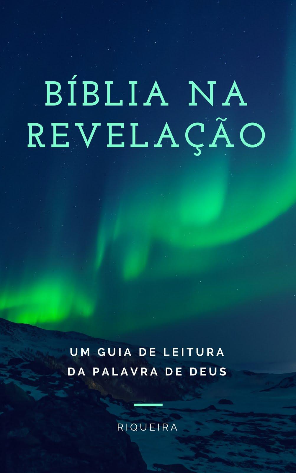 BÍBLIA NA REVELAÇÃO