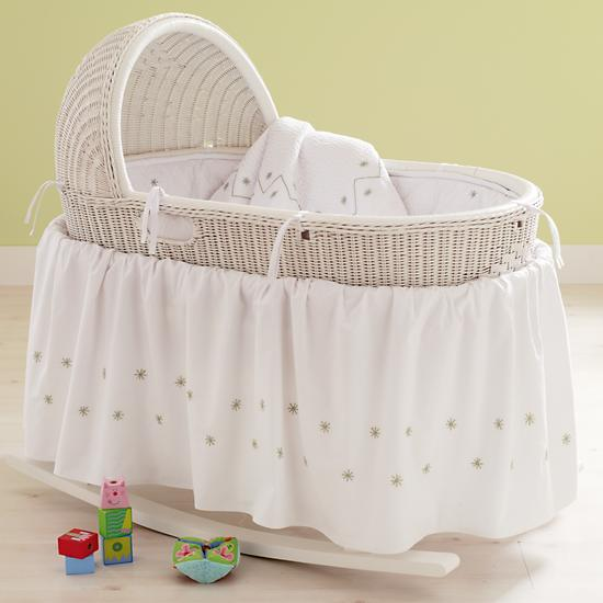 Baby Bassinet Cover1