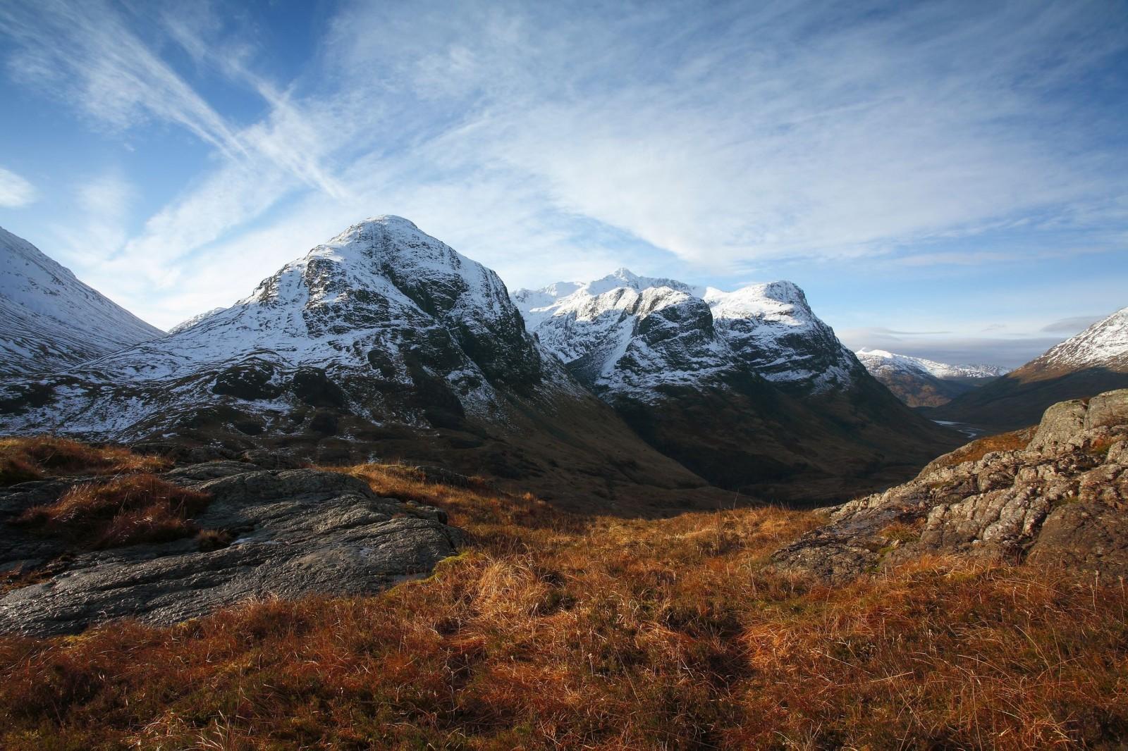 Travel Trip Journey Glencoe Scotland