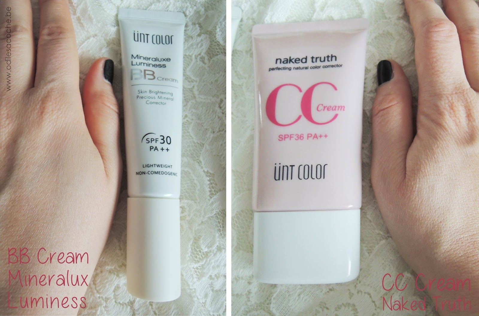 BB cream & CC Cream ÜNT